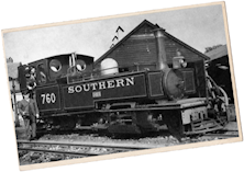 Southern Steam Train
